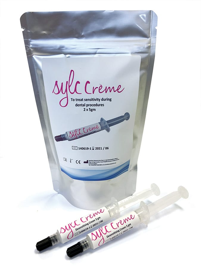Sylc Crème Pack Shot